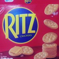 Nabisco RITZ Crackers Original uploaded by Geraldine T.