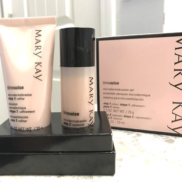 Photo of Mary Kay Timewise Microdermabrasion Set uploaded by Erin B.