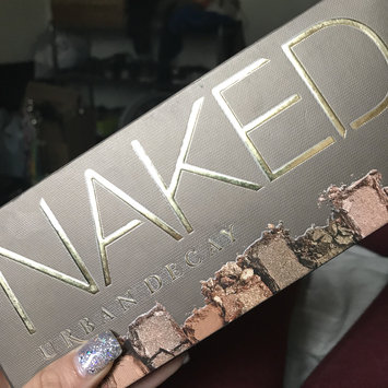 Photo of Urban Decay Naked Palette uploaded by Julie T.