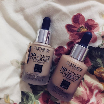 Photo of Catrice HD Liquid Coverage Foundation uploaded by Terézia T.