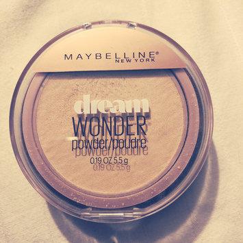 Photo of Maybelline Dream Wonder® Powder uploaded by Cassie W.