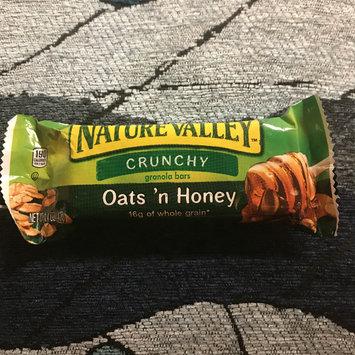Photo of Nature Valley™ Oats 'n Honey Crunchy Granola Bars uploaded by Azizi J.