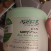 Aveeno Positively Radiant Cleansing Pads uploaded by Ruth C.