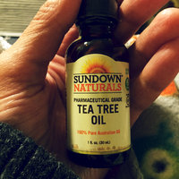 Sundown Naturals Tea Tree Oil, 1 fl oz uploaded by Robbye B.