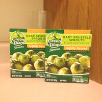 Green Giant® Steamers Baby Brussels Sprouts & Butter Sauce uploaded by Candice R.