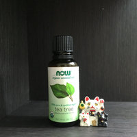 NOW Foods - Tea Tree Oil Organic - 1 oz. uploaded by Monica H.