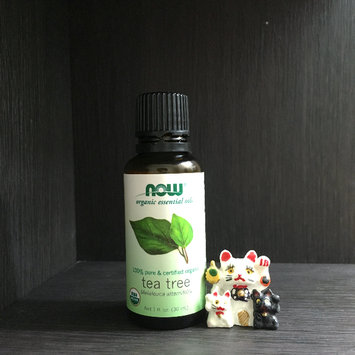 Photo of NOW Foods - Tea Tree Oil Organic - 1 oz. uploaded by Monica H.