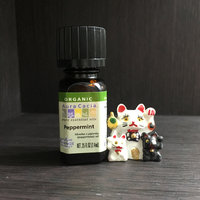 Aura Cacia Certified Organic Essential Oil - Peppermint uploaded by Monica H.