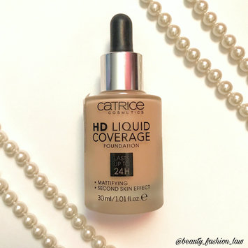 Photo of Catrice HD Liquid Coverage Foundation uploaded by Ashley D.