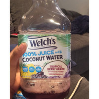 Welch's® 100% Juice Tropical Berry Grape With Coconut Water uploaded by Jada🥀 j.