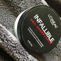 L'Oréal Paris Infallible® Pro Sweep & Lock Loose Setting Face Powder uploaded by Carla P.