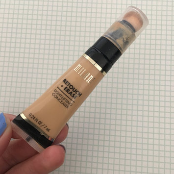 Photo of Milani Retouch + Erase Light-Lifting Concealer uploaded by Rita P.