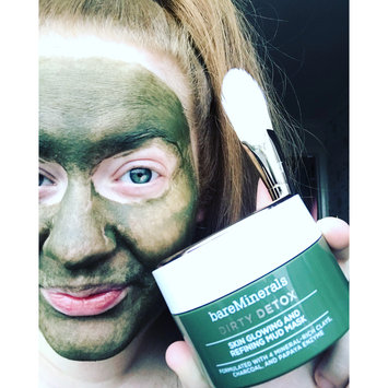Photo of bareMinerals Dirty Detox™ Skin Glowing & Refining Mud Mask uploaded by Lauren D.