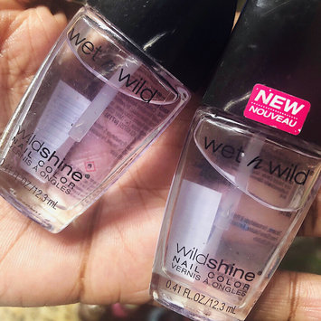 Photo of wet n wild Wild Shine Nail Color Base Coat uploaded by Sarah J.