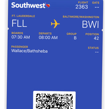 Photo of Southwest Airlines uploaded by Sheba W.