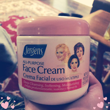 Photo of JERGENS® All Purpose Face Cream uploaded by Leah T.