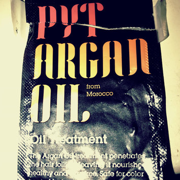 Photo of PYT Argan Oil Hair Treatment uploaded by Ladyfrmthe313 R.