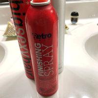 Retro Hair Finishing Aerosal Hairspray uploaded by Tonya F.