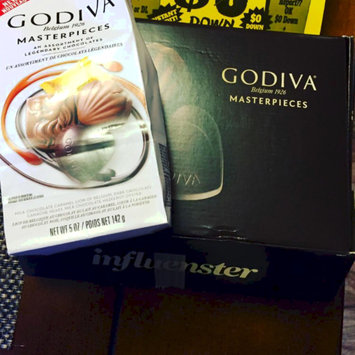 Photo of Godiva Masterpieces Chocolate Assortments uploaded by Vanessa E.