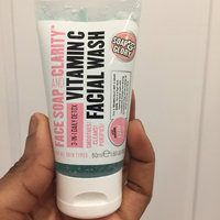 Soap & Glory Face Soap and Clarity 3-in-1 Daily Detox Vitamin C Facial Wash, Refreshing Chamomile & Mint uploaded by Oludamilola A.