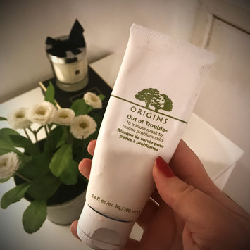 Photo of Origins Out Of Trouble™ 10 Minute Mask To Rescue Problem Skin uploaded by Lowri T.
