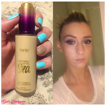 Photo of tarte Rainforest of the Sea Water Foundation Broad Spectrum SPF 15 uploaded by Gail H.