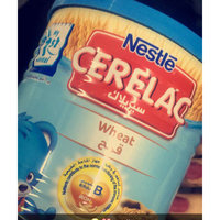 Nestlé Cerelac Wheat, Banana and Milk Formula, Baby Food Size 120 G. Step 1 uploaded by Schams D.