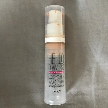 Photo of Benefit Cosmetics Hello Flawless Oxygen Wow! Liquid Foundation uploaded by Stephanie B.