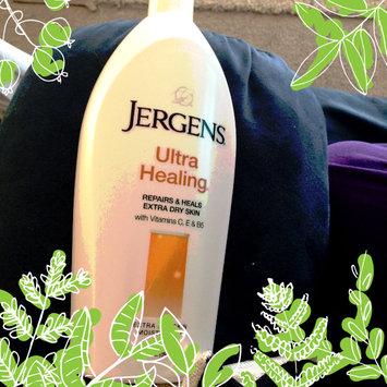 Photo of JERGENS® Ultra Healing® Extra Dry Skin Moisturizer uploaded by Bridgett B.