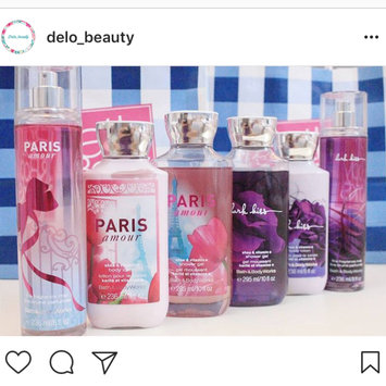 Photo of Bath & Body Works® Signature Collection PARIS AMOUR Fine Fragrance Mist uploaded by مدونه ج.