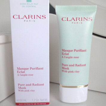 Photo of Clarins Truly Matte Pure and Radiant Mask uploaded by Carolin W.