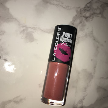 Photo of L.A. Colors Pout Lipgloss Matte uploaded by Lisa M.