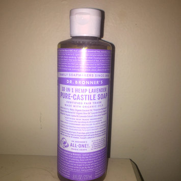 Photo of Dr. Bronner's 18-in-1 Hemp Eucalyptus Pure - Castile Soap uploaded by Emily Y.