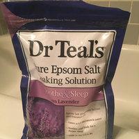 Dr. Teal's Sleep Epsom Salt Lavender Soaking Solution uploaded by Meghan L.