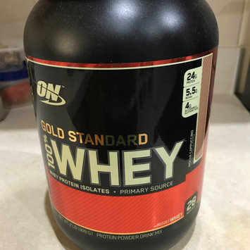 Photo of Optimum Nutrition Gold Standard Natural 100% Whey Protein uploaded by Nilomee P.