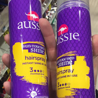 Aussie Sun Touched Shine Hi Hold Hi Shine Spray uploaded by Andrea B.