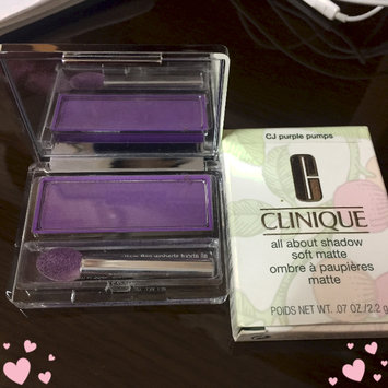 Photo of Clinique All About Shadow™ Single uploaded by Yomna W.