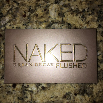 Photo of Urban Decay Naked Flushed uploaded by Lissette S.