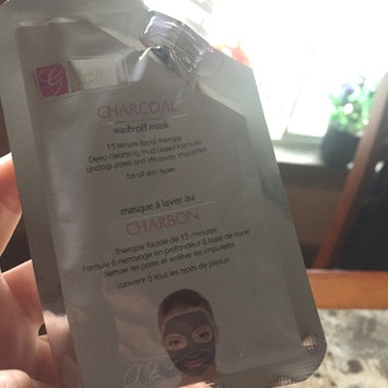 Photo of Global Beauty Mask Wash Off Charcoal 5oz uploaded by Anna V.