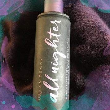 Photo of Urban Decay All Nighter Long-Lasting Makeup Setting Spray uploaded by Taylor A.