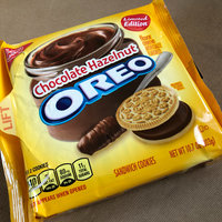 Nabisco Oreo Sandwich Cookies Chocolate Hazelnut Creme uploaded by Christa J.
