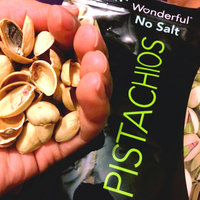 Wonderful Roasted No Salt Pistachios, 8 oz uploaded by Tamara B.