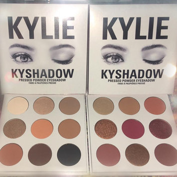 Photo of Kylie Cosmetics The Bronze Palette Kyshadow uploaded by AnaMaria R.