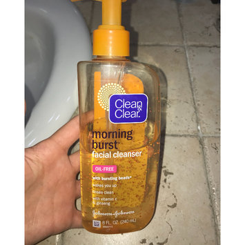 Photo of Clean & Clear® Morning Burst® Facial Cleanser uploaded by Fatima C.