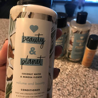 Love Beauty and Planet Coconut Water and Mimosa Flower Volume and Bounty Conditioner uploaded by Amanda R.
