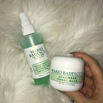 Photo of Mario Badescu Cucumber Tonic Mask uploaded by Lucy D.