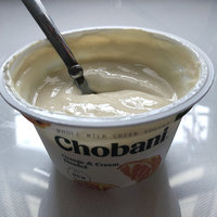 Chobani® Low-Fat Orange & Cream Greek Yogurt Drink uploaded by Amber M.