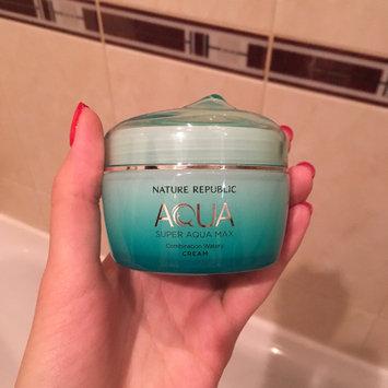 Photo of Nature Republic Super Aqua Max Combination Watery Cream uploaded by Anna F.