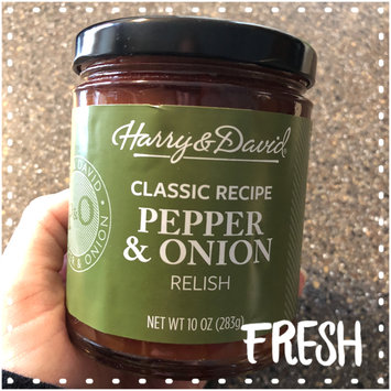 Photo of Harry & David Pepper and Onion Relish uploaded by Alexandra M.