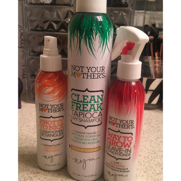 Photo of Not Your Mother's Knotty To Nice Conditioning Detangler uploaded by Caitlynn E.